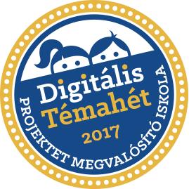 Digitális Témahét 2017